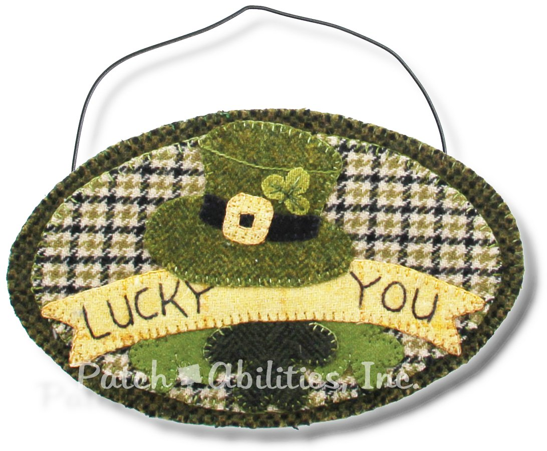 P193 Lucky You Mini Round (March)