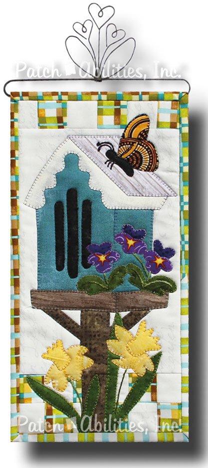 P198 - Bloomin' Butterfly DIGITAL DOWNLOAD PATTERN