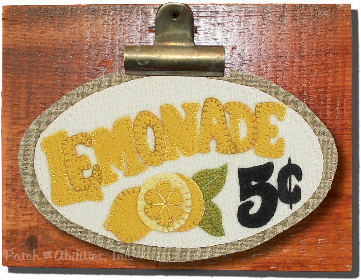 P201 Lemonade Mini Round (August)