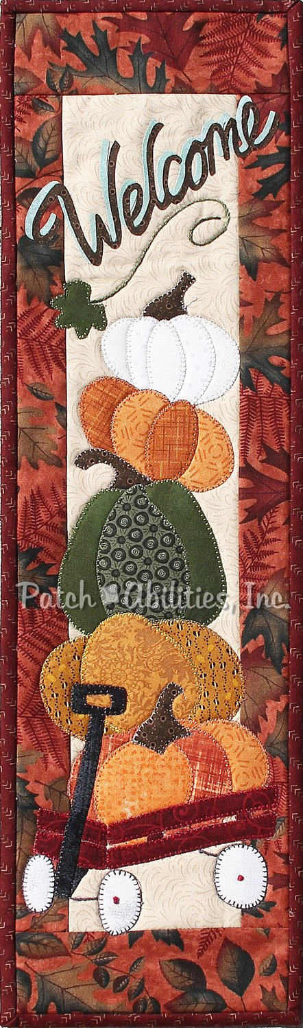 P223 Welcome Wagon DIGITAL DOWNLOAD PATTERN