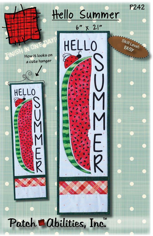 P242 Hello Summer