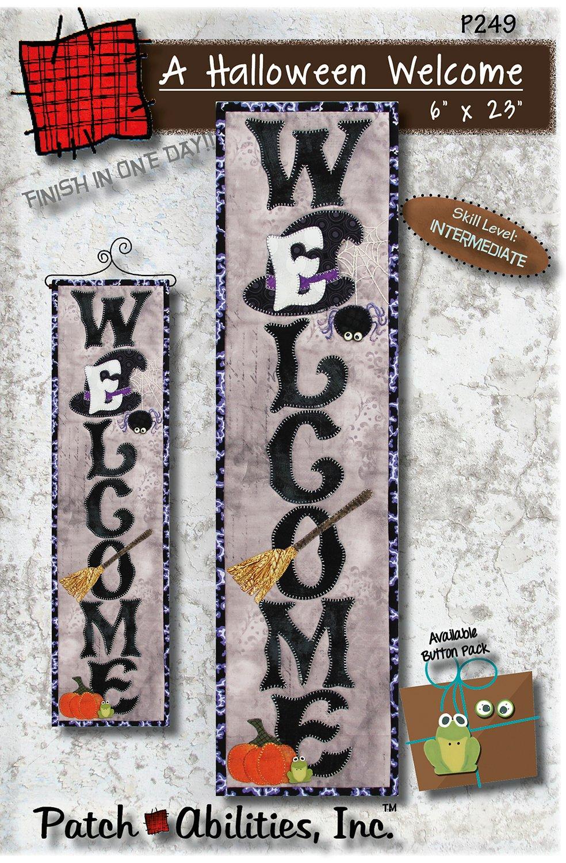 P249 A Halloween Welcome