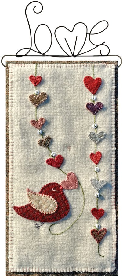 P171 Hangin Hearts