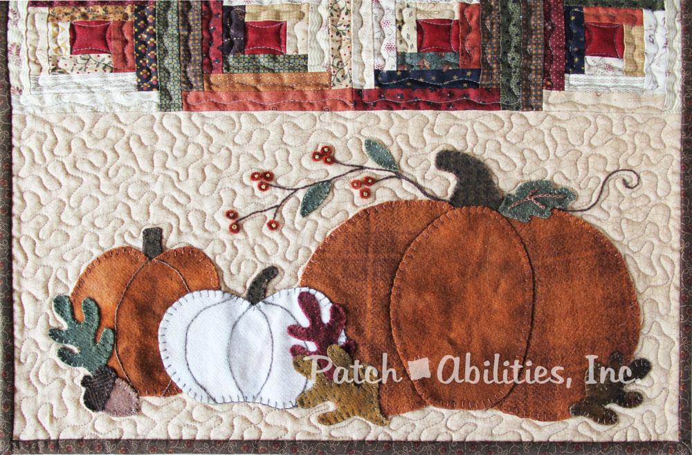 W166 Pumpkin Spice Wool Kit