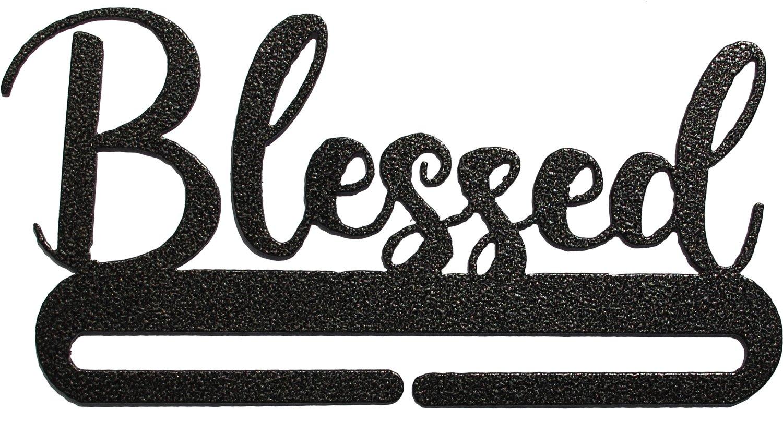 6 Blessed Split Bottom Hanger