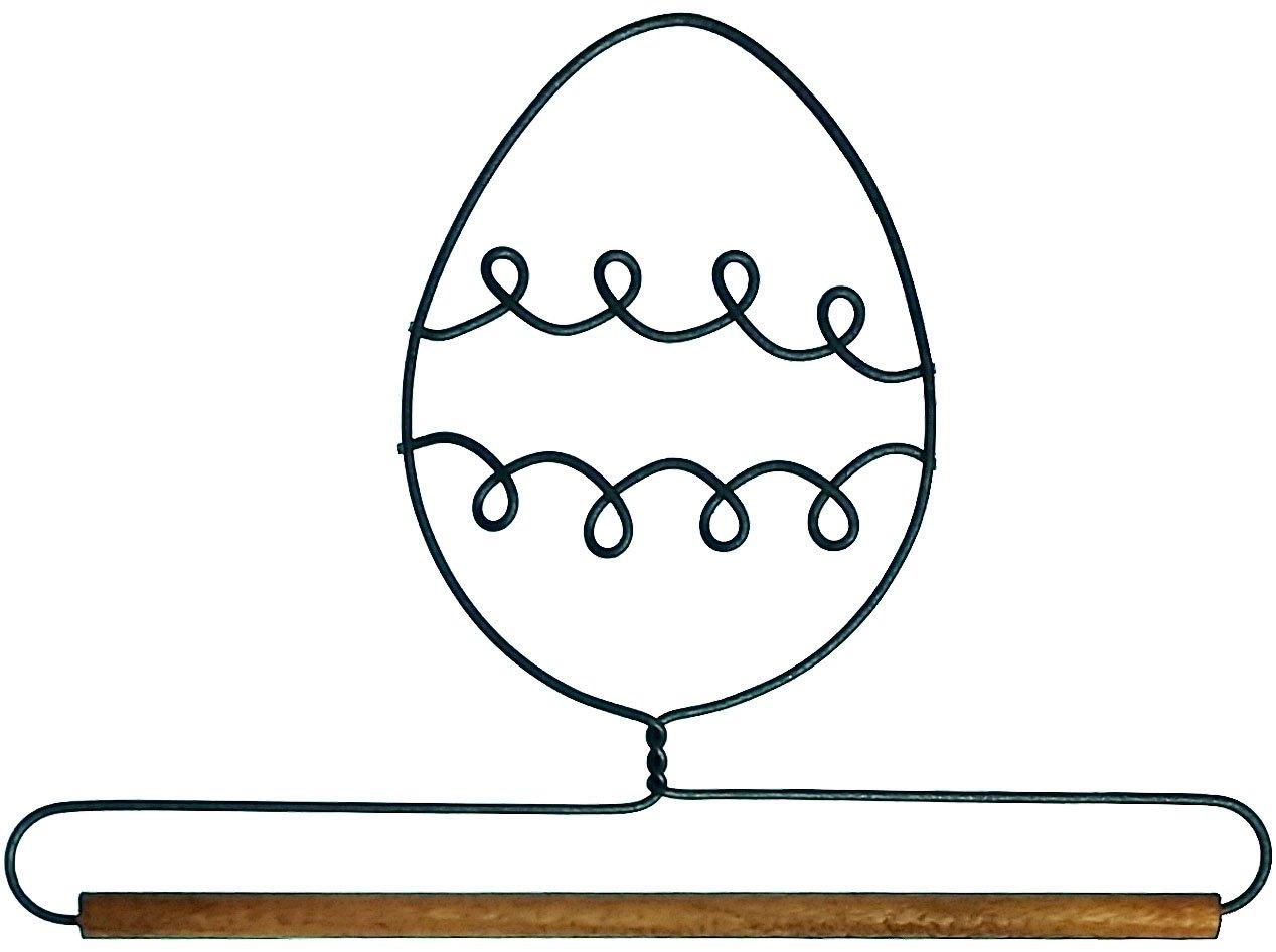 6 inch Easter Egg