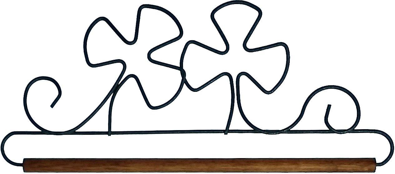 6 inch Shamrock hanger