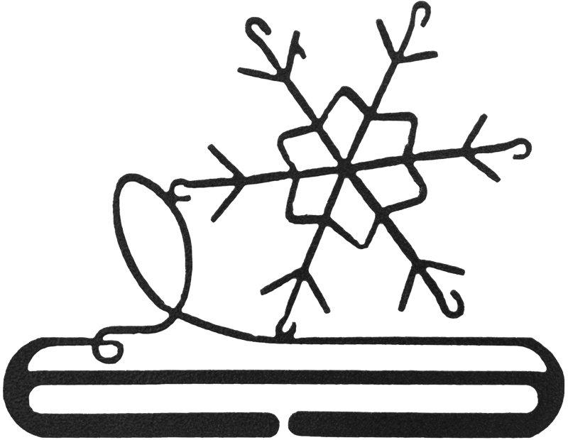 6 Snowdrift Split Bottom Hanger