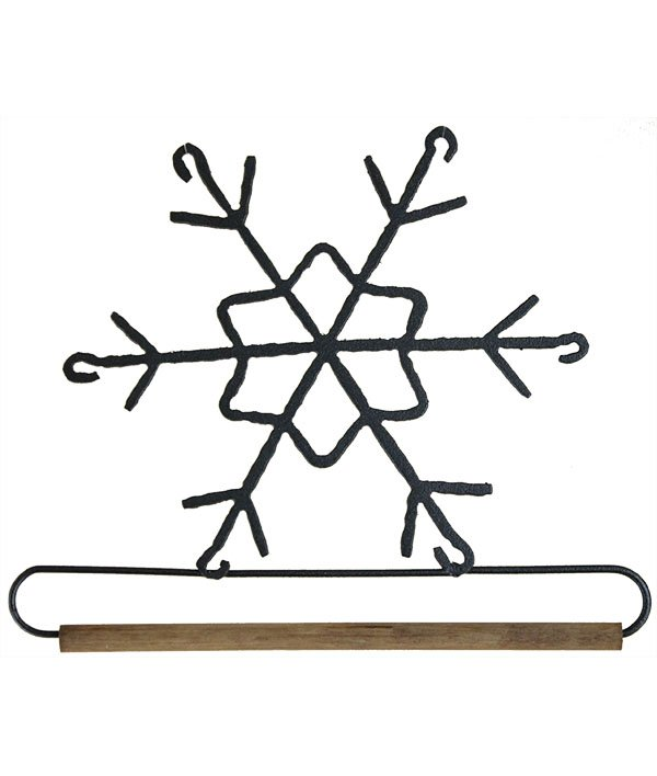 6 inch Snowflake