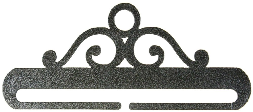 8 inch Stoney French Curl hanger - by Ackfeld Wire