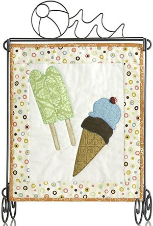 MM408 Cool Summer Treats Finished Model or pattern
