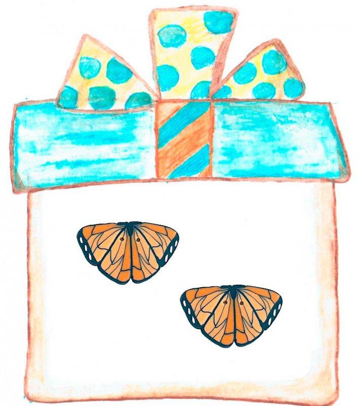BMM606 Bloomin' Butterfly Button Pack