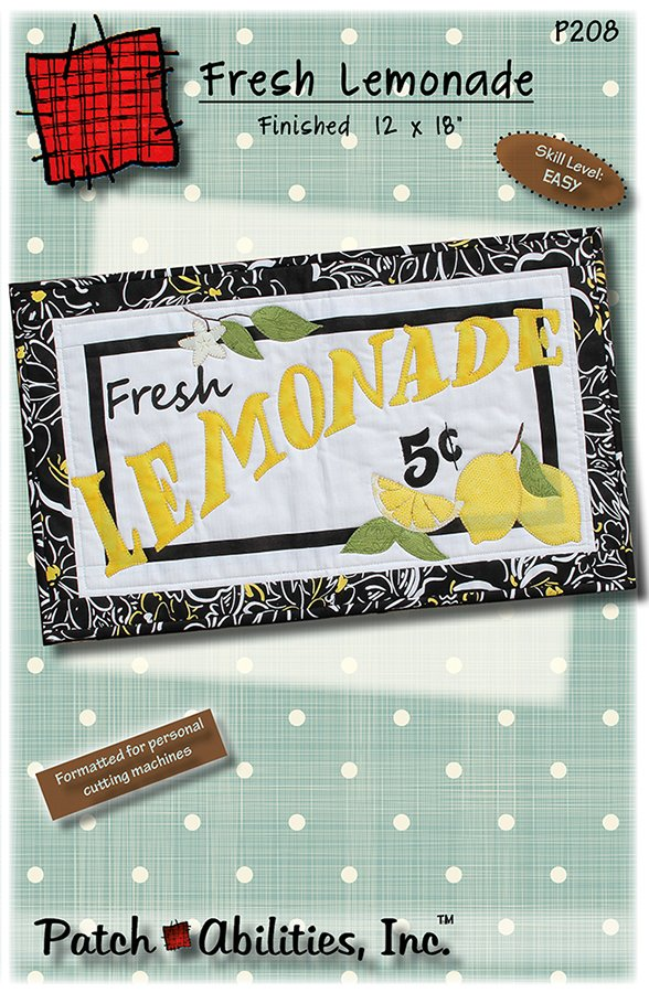 P208 Fresh Lemonade