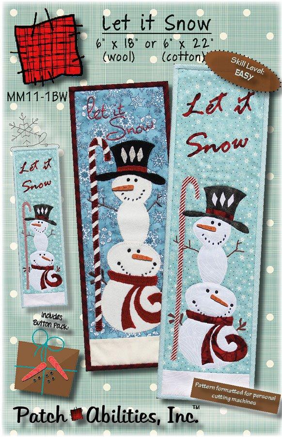 MM11-1 Let It Snow