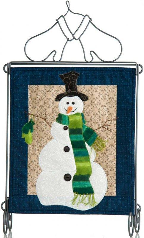 MM401 Cozy Snowman