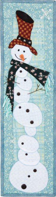 MM02 Tipsy Snowman