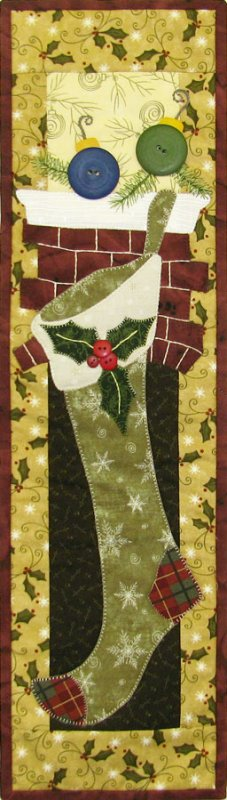 MM612 Hang My Stocking With Care