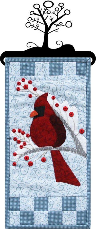 MM801 Winter Cardinal