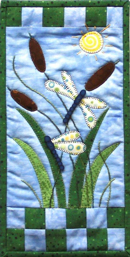 MM806 Dragonfly Garden - DIGITAL DOWNLOAD