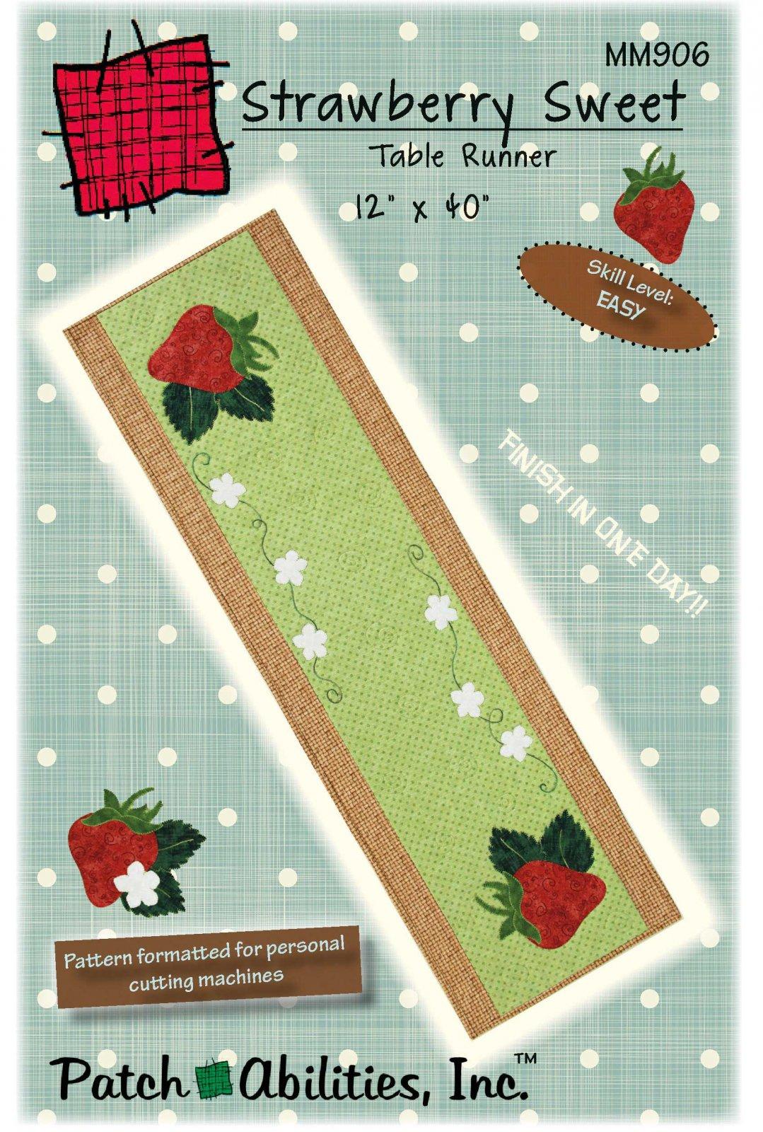 MM906 Strawberry Sweet