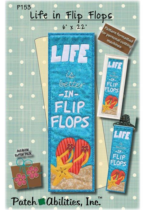 P153 Life in Flip Flops
