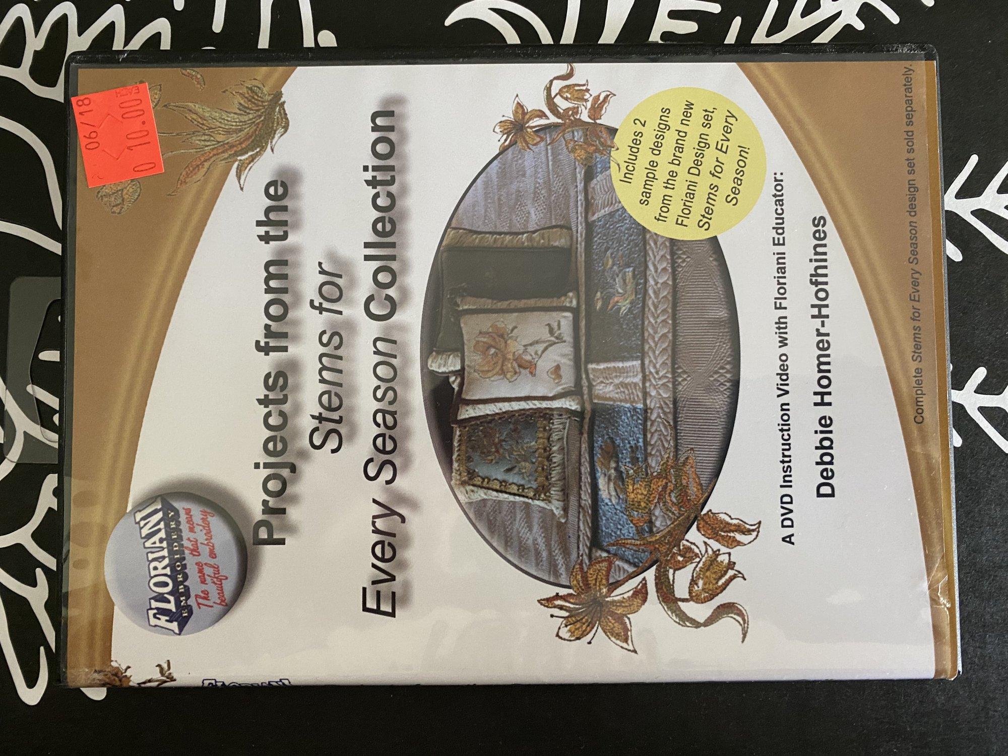 FLORIANI DVD - STEMS FOR EVERY SEASON
