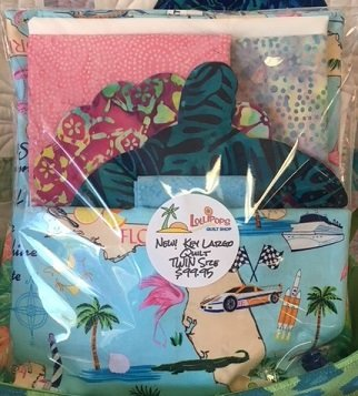 Key Largo Quilt Kits