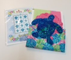 New Key Largo Quilt Kit Twin
