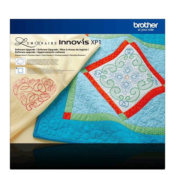 BROTHER Luminaire Innovis XP1 Software Upgrade