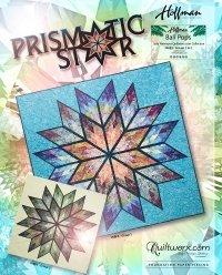 QUILTWORX - Prismatic Star