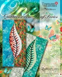 QUILTWORX - ONE Leaf Series