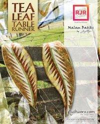 QUILTWORX - Tea Leaf Table Runner
