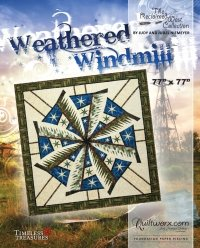 QUILTWORX - Weathered Windmill