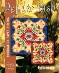 QUILTWORX - PEPPERDISH Discontinued