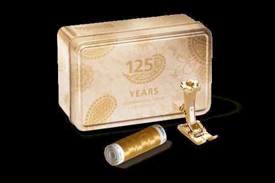 Bernina #1 Gold 125th Anniversary Edition