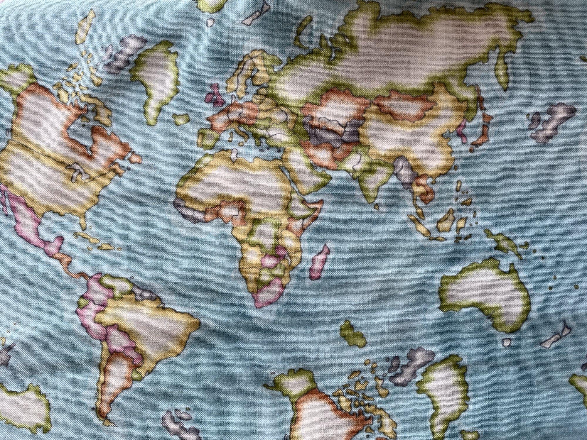 Meridan 2 Continents
