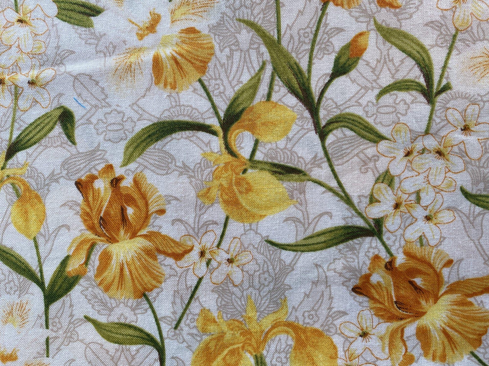 Serenity Irises