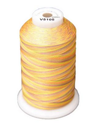 Exquisite Medley Variegated Thread - 105 Citrus
