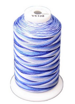 Exquisite Medley Variegated Thread - 108 Denim Blues
