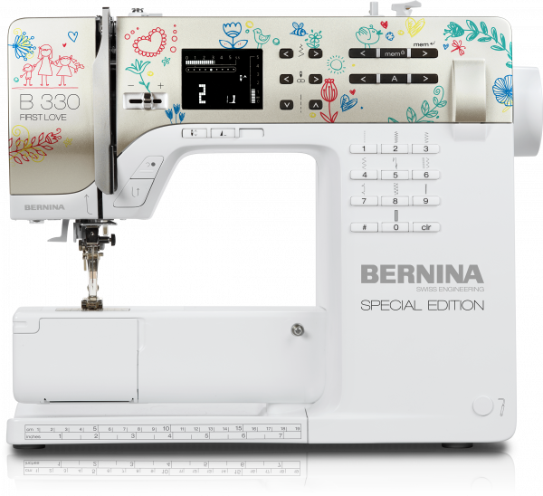 Bernina 330SE First Love