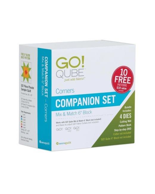 GO! Qube 6 Companion Set-Corners