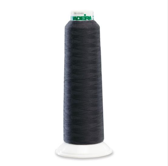Madeira 8401 Charcoal 2000yd Aerolock Premium Serger Thread