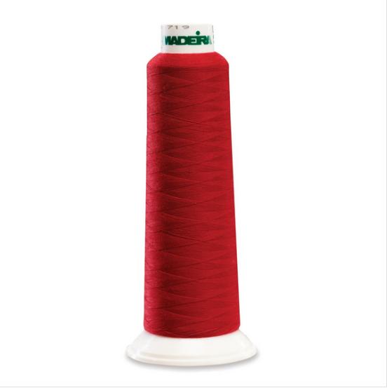 Madeira 9470 Deep Red 2000yd Aerolock Premium Serger Thread