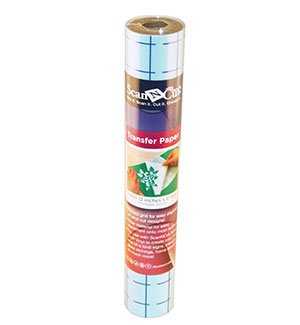 Adhesive Transfer Paper with Grid 12 wide x 6 FT