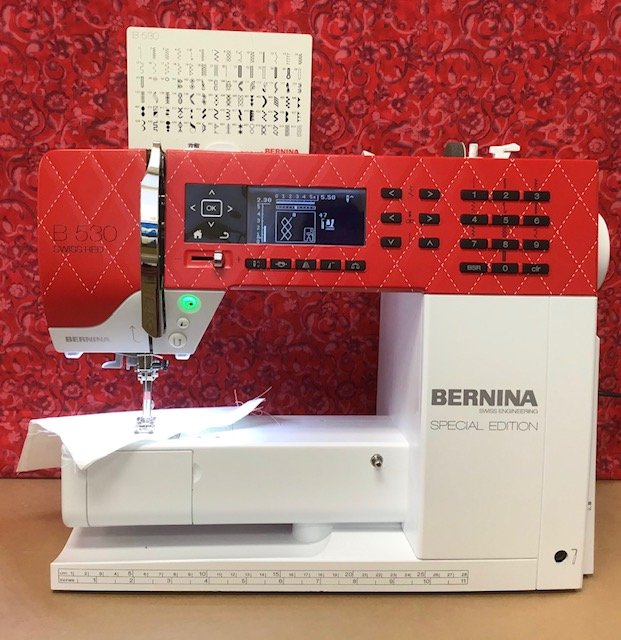 Bernia 530 Swiss Red Special Edition **  $1,999