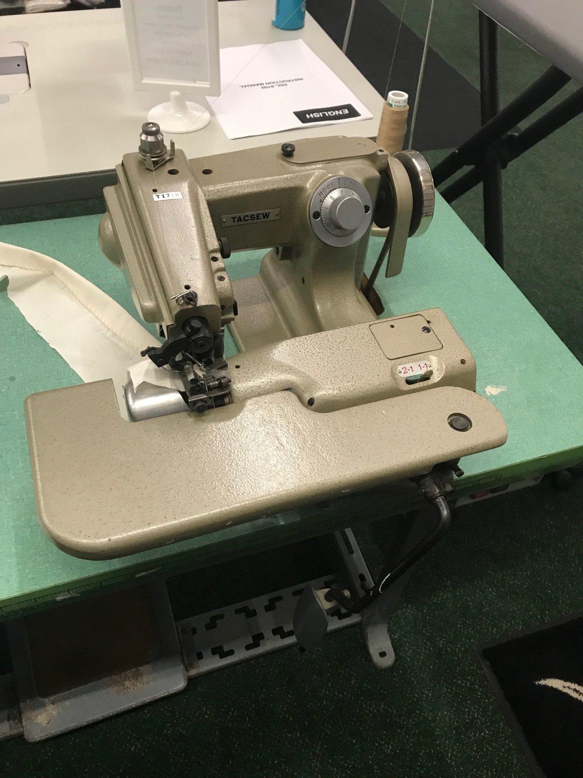 Industrial Blind Stitcher*