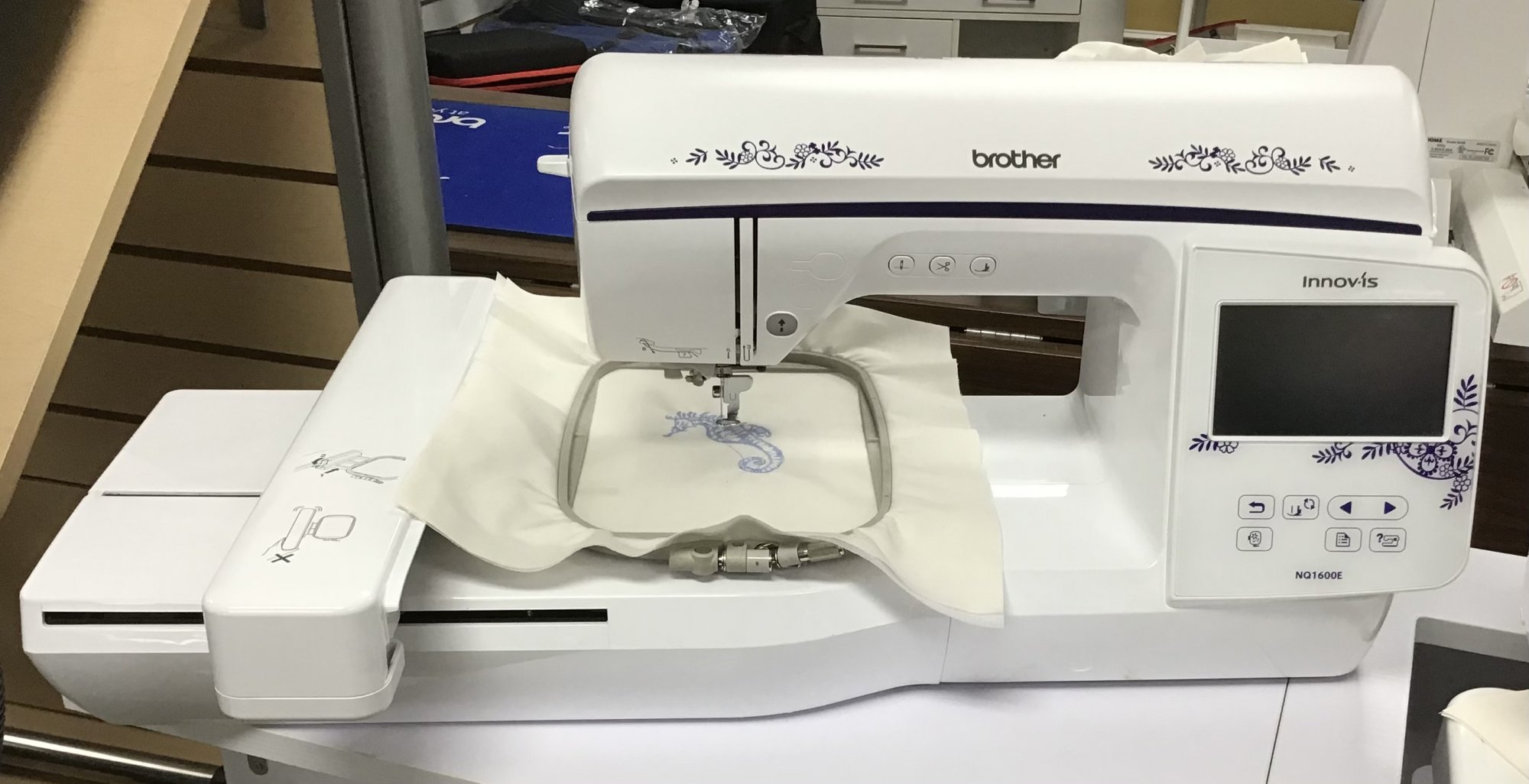 Innov-is NQ1600E Embroidery-only Machine **  $1299