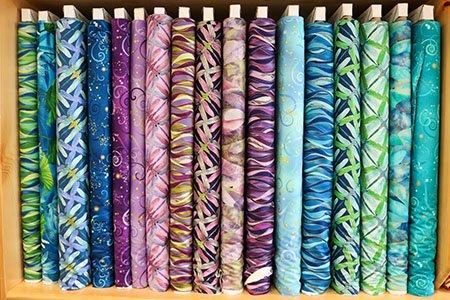 Bulk Bolts of Fabric