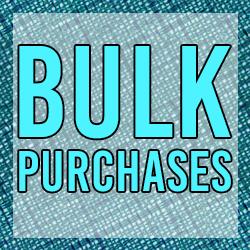 Bulk Purchases