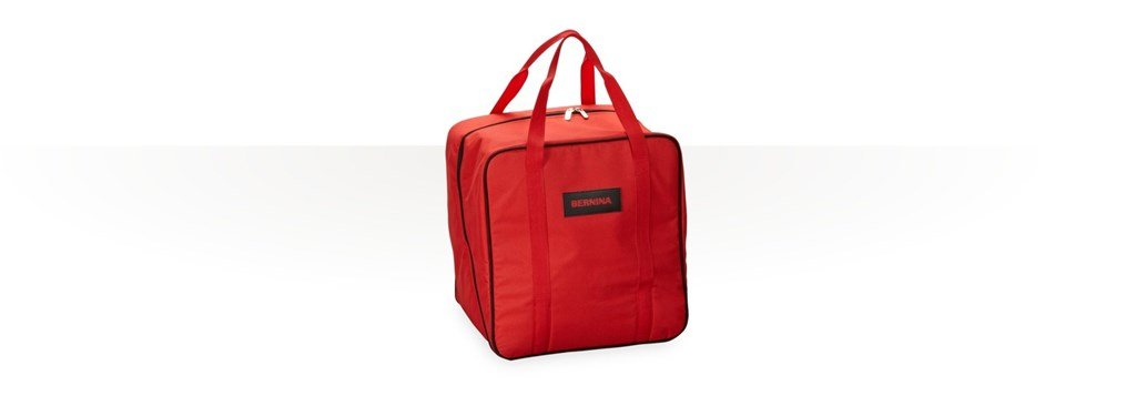 Carrying case for overlockers/sergers